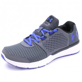 Chaussures Micro G Fuel Rn Gris Running Homme Under Armour