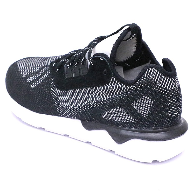 Chaussures Tubular Runner Weave Noir Homme Adidas