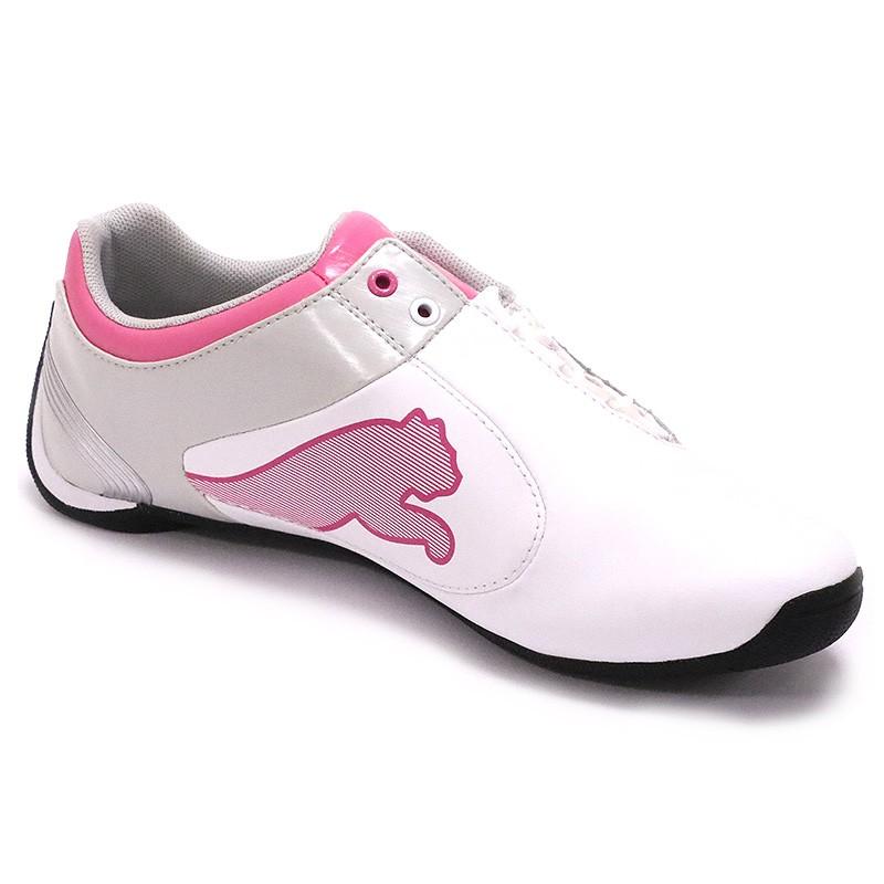 Chaussures Future Cat M2 Blanc Fille Puma 8jqbpD