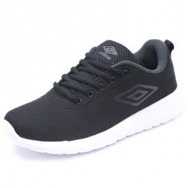 Chaussures Denford Running Noir Garçon Umbro