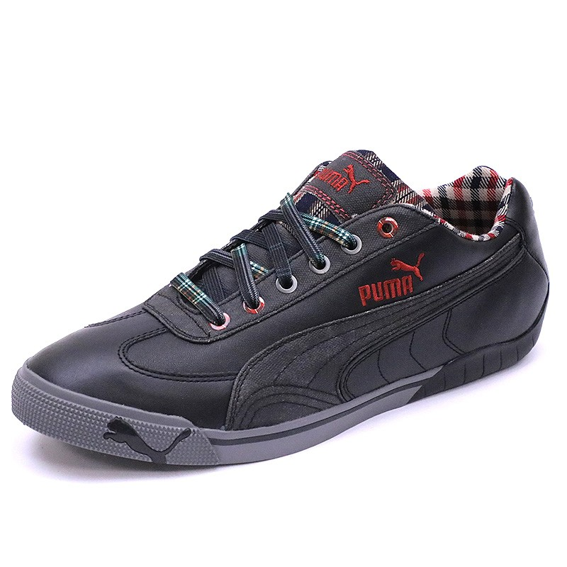 Cat 2 Speed 9 Homme Puma Noir Chaussures 7b6mgfIYyv