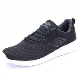 Chaussures Denford Running Noir Homme Umbro