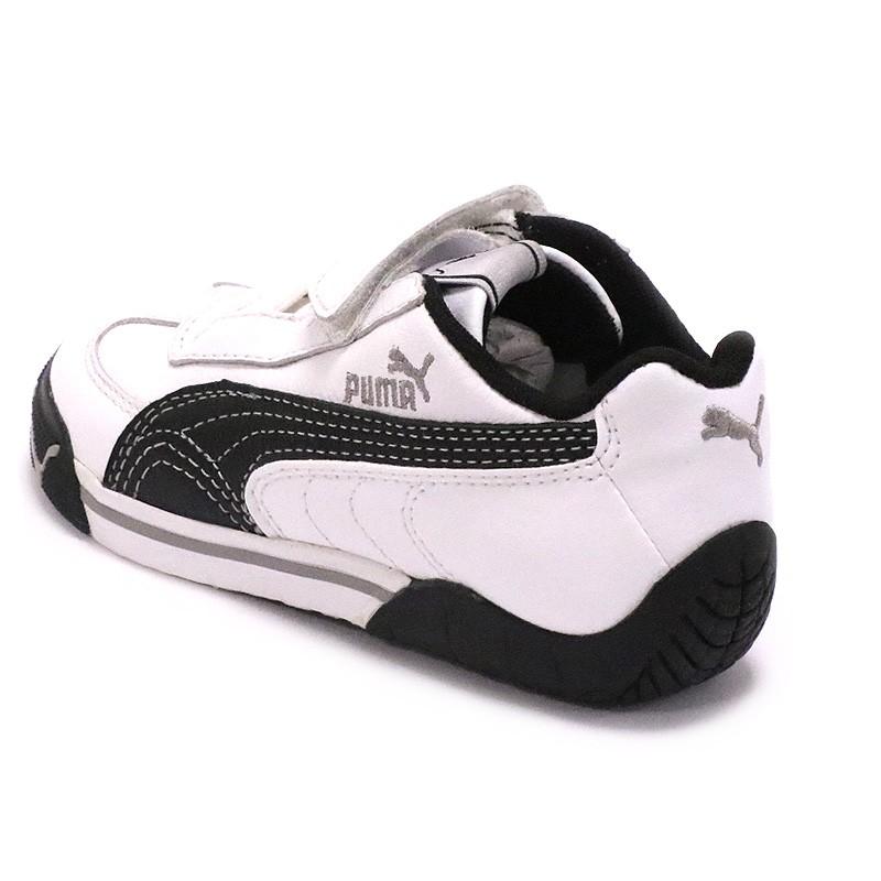 955b2d55e4a Chaussures Speed Cat 2.9 low Blanc Bébé Garçon Puma