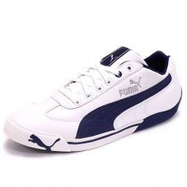 Chaussures Speed Cat 2.9 low Blanc Garçon Puma