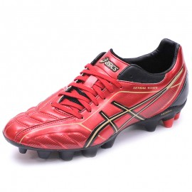 Chaussures Lethal Shot Stats 2 Sk Football Rouge Homme Asics