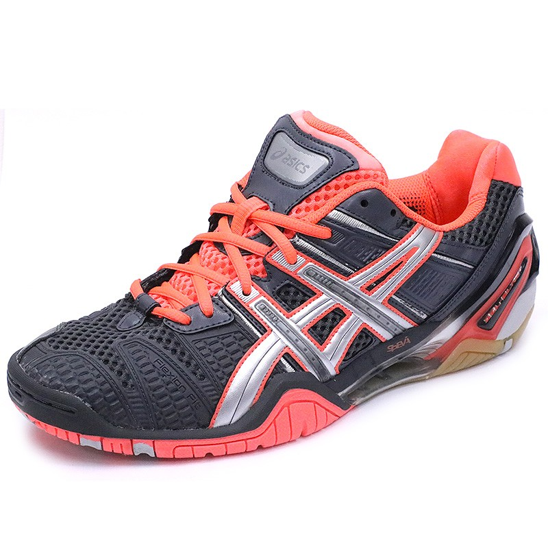 Chaussures Handball Asics Gel Blast 4 Homme Orange | Sneaker