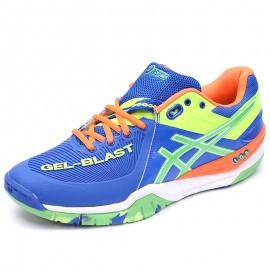 Chaussures Gel Blast 6 Handball Bleu Homme Asics