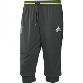 Pantacourt Allemagne Football Gris Homme Adidas