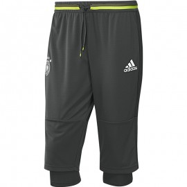 Pantacourt Allemagne Football Gris Homme Adidas