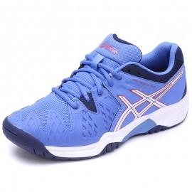 Chaussures Gel Resolution 6 Tennis Bleu Garçon Asics