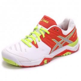 Chaussures Gel Challenger 10 Tennis Blanc Femme Asics