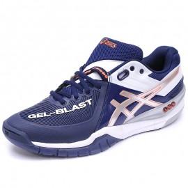 Chaussures Gel Blast 6 Handball Marine Homme Asics