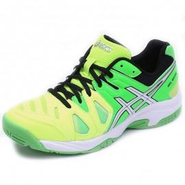 Chaussures Gel Game 5 GS Tennis Vert Garçon Asics