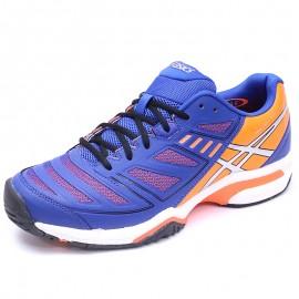 Chaussures Gel Solution Lyte 2 Tennis Bleu Homme Asics