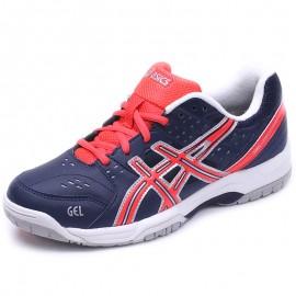 Chaussures Gel Dedicate 3 Tennis Marine Femme Asics