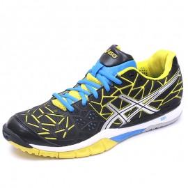 Chaussures Gel Fireblast Tennis Noir Femme Asics