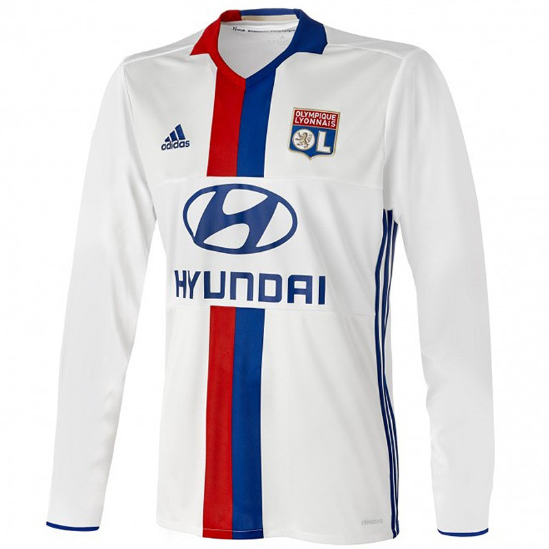 tenue de foot Olympique Lyonnais Homme
