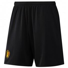 Short Belgique Football Noir Homme Adidas