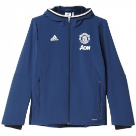 Veste Manchester United Football Marine Garçon Adidas