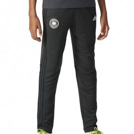 Pantalon Allemagne Football Gris Garçon Adidas