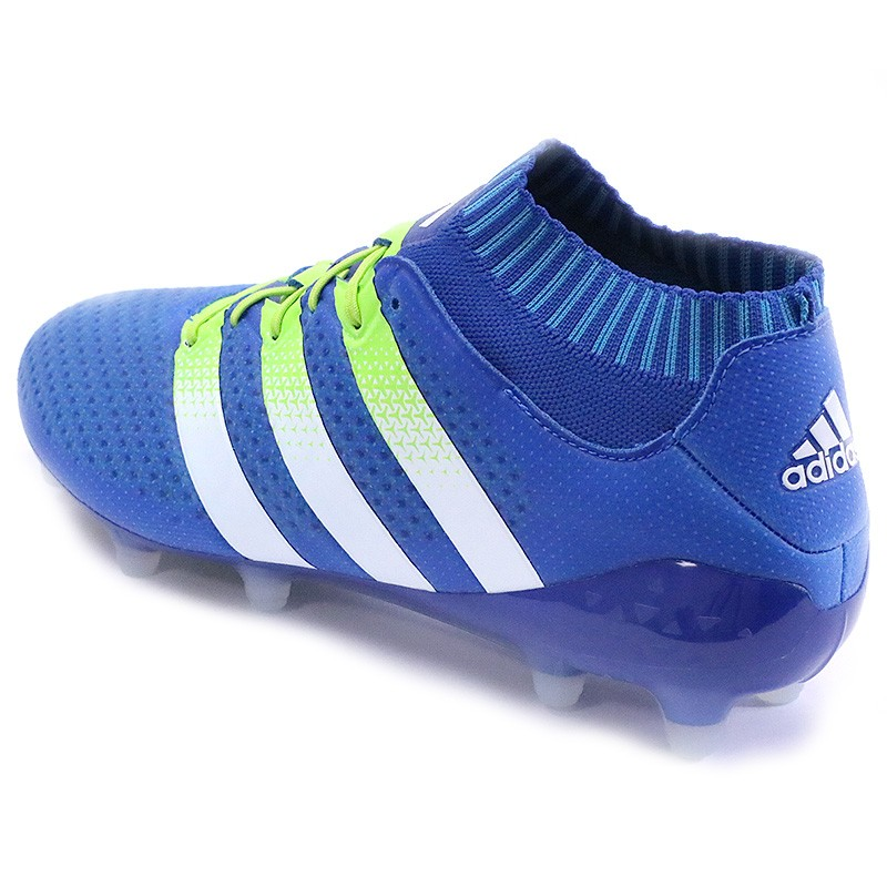 promo code 98540 21cbe ... coupon for chaussures ace 16.1 primeknit bleu football homme adidas  bc382 bb968