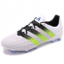 Chaussures Ace 16.1 Blanc Football Homme Adidas