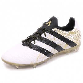 Chaussures Ace 16.2 FG Blanc Football Homme Adidas
