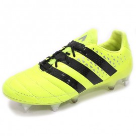 Chaussures Ace 16.1 SG Jaune Football Homme Adidas