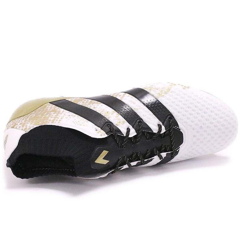 Chaussures 16 Ace Sg Primeknit Homme Blanc Football 1 Adidas stQdCrxh