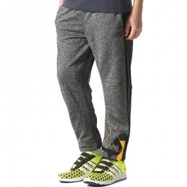 Pantalon Sport Gris Garçon Adidas