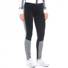 Collant Ski de fond Noir Femme Adidas