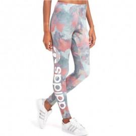 Legging Pastel Rose Femme Adidas