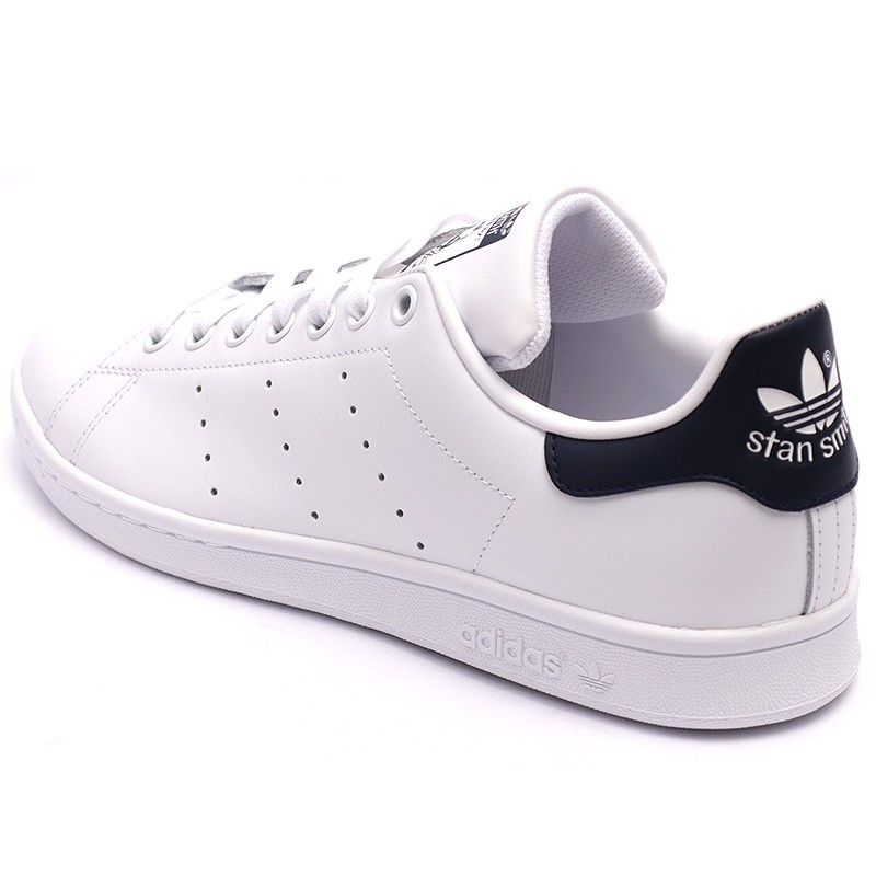Chaussures Stan Smith Blanc Homme Adidas pas cher | Espace des Marques