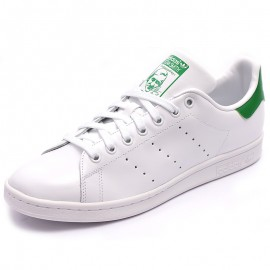 Chaussures Stan Smith Blanc Homme Adidas