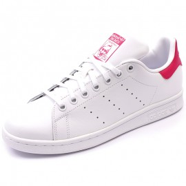 Chaussures Stan Smith Blanc Fille/Femme Adidas
