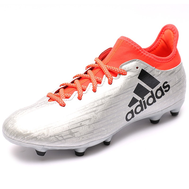 Adidas 16 X Chaussures 3 Fg Gris Football Homme QrdsCxthB