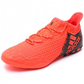 Chaussures X 16.1 Court Rouge Football Homme Adidas