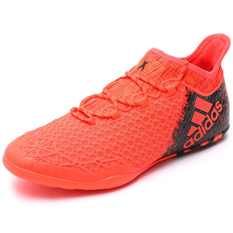 X Adidas Rouge Chaussures Homme Football 16 1 Court mNO8nv0w