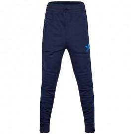 Pantalon Sweat Fleece Marine Garçon Adidas