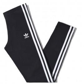 Legging Fille Noir Adidas