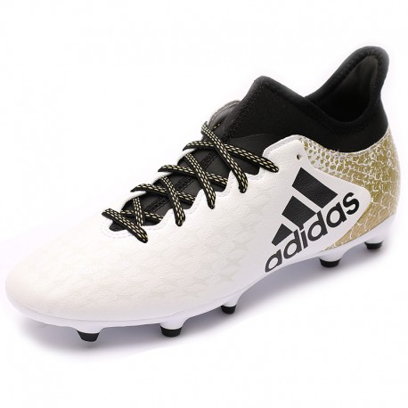 16 Football Homme X Fg Chaussures Adidas 3 Blanc 8wqx7