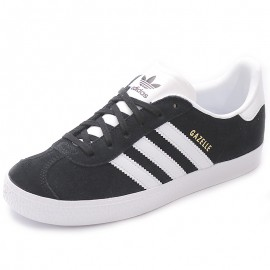 Chaussures Gazelle Noir Garçon/Fille Adidas