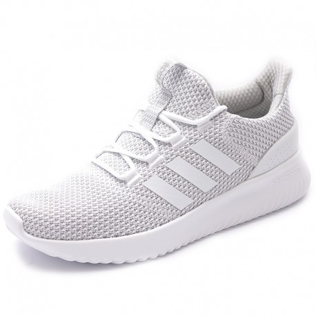 chaussures cloudfoam ultimate blanc homme adidas. Black Bedroom Furniture Sets. Home Design Ideas