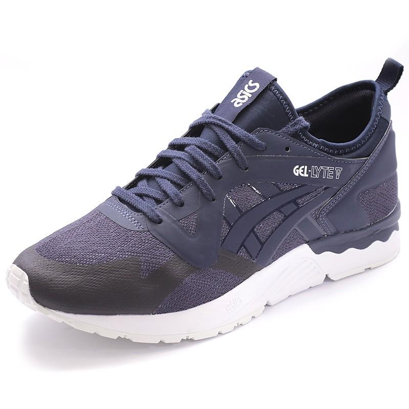 Homme Asics Ns Chaussures Lyte Gel V Bleu b7gf6yIYv