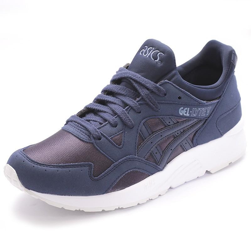 Gel Lyte V Chaussures Garçon Asics Bleu Ps 3LARj45