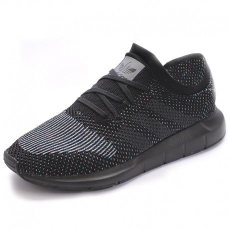 Chaussures Swift Run PK Noir Homme Adidas