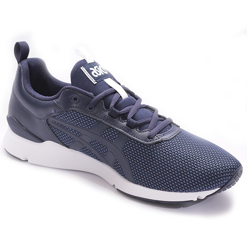 chaussures gel lyte runner bleu homme asics. Black Bedroom Furniture Sets. Home Design Ideas