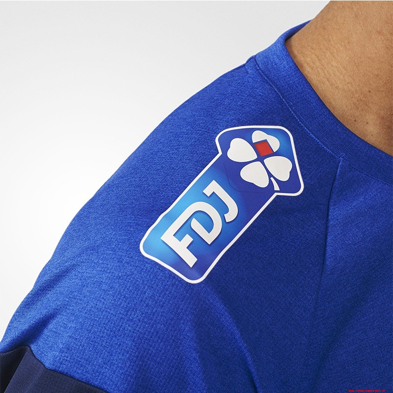 Maillot Ffhb Homme Adidas Handball Bleu qwz6xqfP