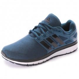 Chaussures Energy Cloud Bleu Running Homme Adidas