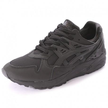 chaussures gel kayano trainer noir homme asics. Black Bedroom Furniture Sets. Home Design Ideas